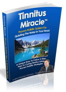 natural tinnitus cure