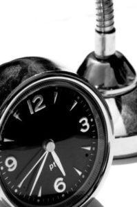 tinnitus masking clock sound