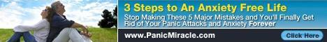 panic banner