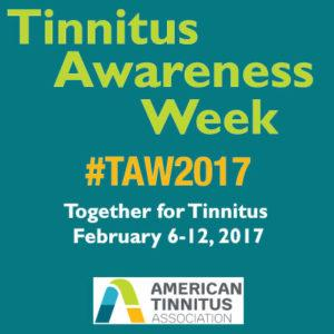 tinnitus awareness 2017